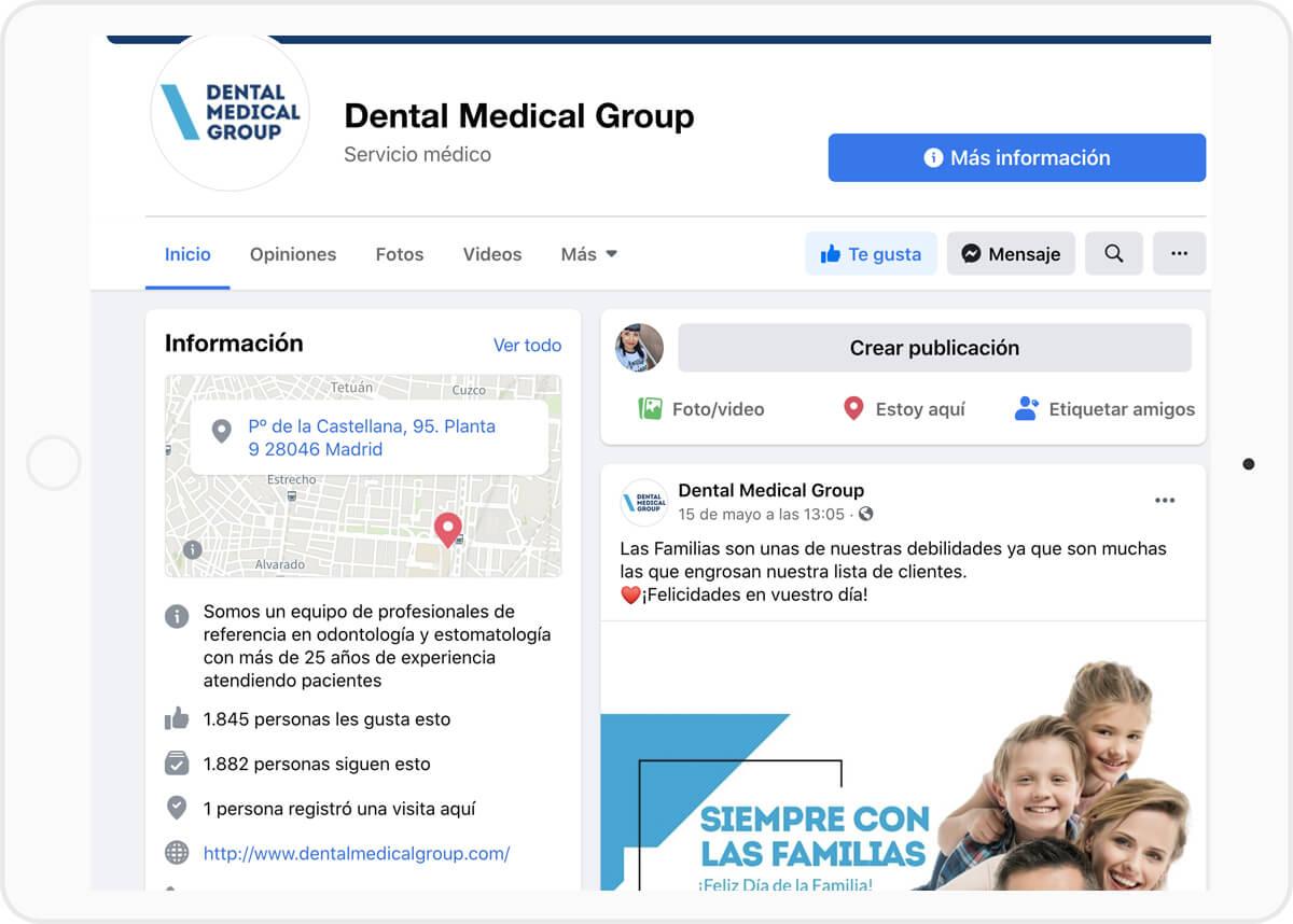 dental facebook