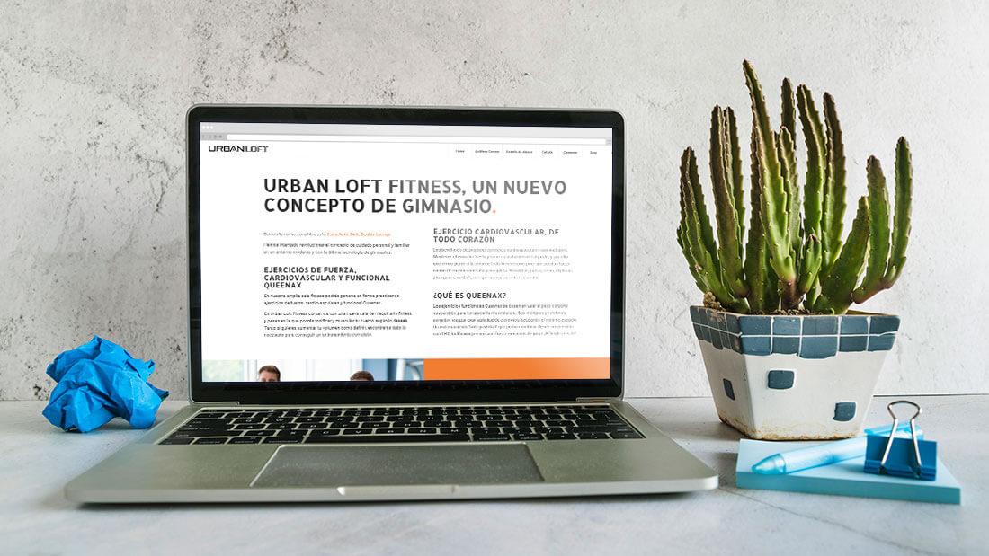 web urban loft